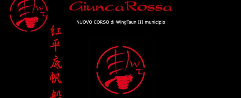 NUOVO CORSO di WingTsun III municipio
