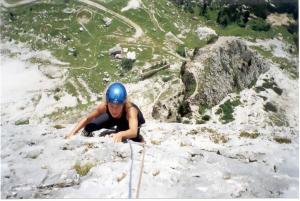 paola alpinismo 2