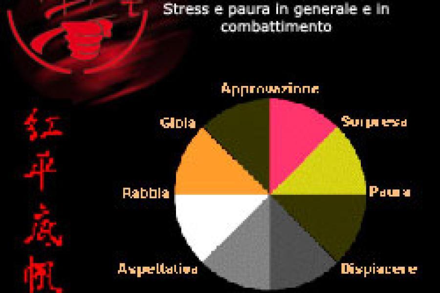 stress e paura, in generale e in combattimento ©